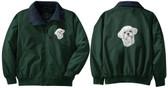 Maltese Jacket Front Left Chest