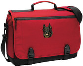 Beauceron Messenger Bag