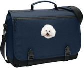 Bichon Frise Messenger Bag