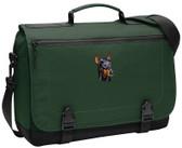 Doberman Messenger Bag