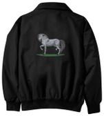 Andalusian Horse Jacket Back