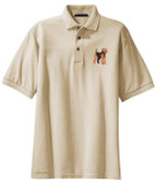 Welsh Terrier Golf Shirt