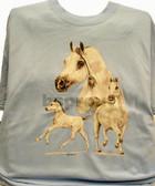 Arabian T-shirt - Imprinted Arabian Collage