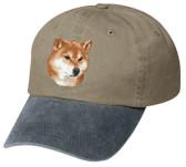 Shiba cap