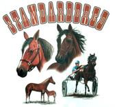 Standardbred T-shirt - Imprinted Standardbred Horse