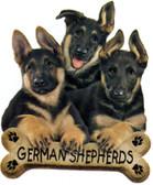 German Shepherd T-shirt - Imprinted German Shepherd Puppies