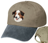 English Shepherd Hat with personalization