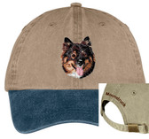 Finnish Lapphund hat personalized