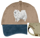 Spitz hat personalized
