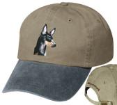 Manchester Terrier Hat