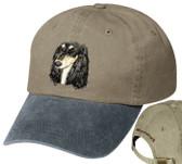 Saluki Hat Personalized