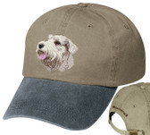 Sealyham Terrier Hat Personalized