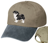 Tibetan Spaniel Personalized Hat