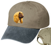 Afghan Hound Personalized Hat