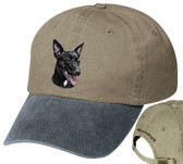 Australian Kelpie Hat Personalized