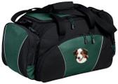 English Shepherd Duffel Bag