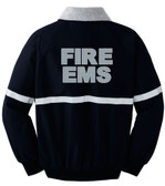 FIRE EMS Reflective Jacket - Embroidered Back