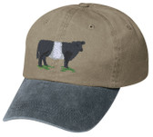 Belted Galloway Hat