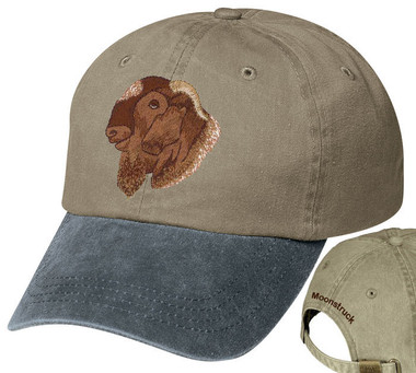 Goat Personalized Hat