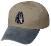 Belgian Groenendael Hat