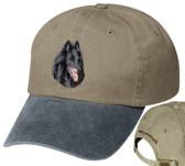 Belgian Groenendael Personalized Hat