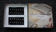 Bare Knuckle Aftermath 7 String Humbucker Pickups - Calibrated Black Open Set