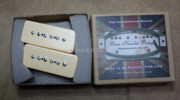 Bare Knuckle BKP-91 P90 Soapbar Pickups - Calibrated Cream Set