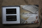 Bare Knuckle VHII Humbucker Pickups - Calibrated Open Set