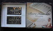 Bare Knuckle Warpig Humbucker Pickups - Calibrated Distressed Nickel Covered Set