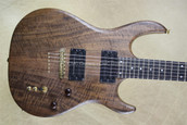 Carvin DC127 Claro Walnut Custom Electric Guitar