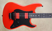 Charvel Custom Shop San Dimas Ferrari Red Racer Electric Guitar