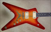 Dean USA Chicago Flame ML Trans Cherry Burst NAMM 2013 Guitar