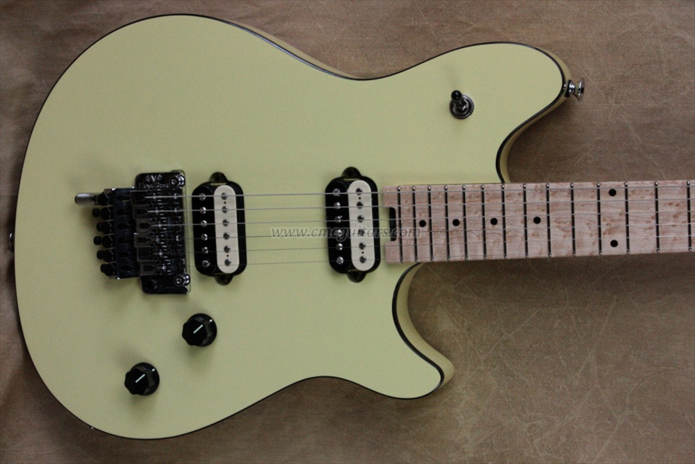 EVH Wolfgang Special Aged Vintage White Electric Guitar. Price: $999.99.  Image 1