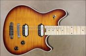 EVH Wolfgang USA Tobacco Sunburst Hard Tail Electric Guitar