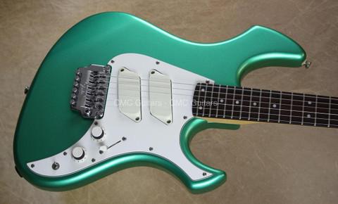 Fender 1985 Performer Made In Japan Guitar w/ Fender Hardshell Case