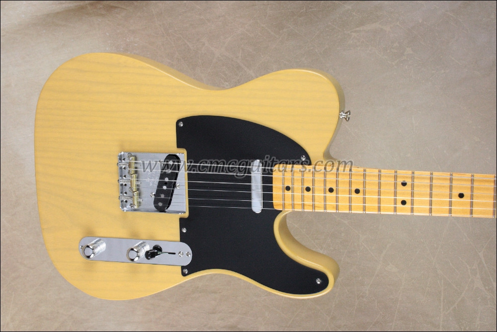 Fender American Vintage 52 Tele Telecaster Reissue Guitar Cmc Custom Metal Classic Guitars
