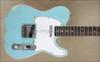 Fender Custom Shop Relic '60 Telecaster Custom Daphne Blue Electric Guitar
