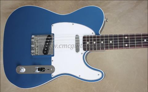 Fender Custom Shop NOS '60 Telecaster Custom Lake Placid Blue Guitar
