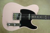 Fender Custom Shop Telecaster Tele '52 NOS Shell Pink Rosewood Fretboard Guitar