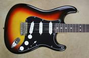 Fender Custom Shop NOS 63 Stratocaster Strat 3 Tone Sunburst Guitar