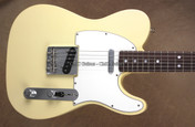 Fender Custom Shop '67 NOS Telecaster Tele Aged Vintage White Guitar