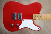 Fender Custom Shop Limited Collection La Cabronita Especial Nocaster Telecaster Dakota Red Electric Guitar