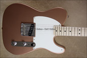Fender Custom Shop '52 Esquire NOS Tele Telecaster Copper Guitar