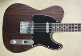 Fender Custom Shop Tele Limited Edition Rosewood Telecaster Guitar
