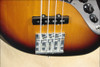 Fender Signature Geddy Lee (Rush) 3 Tone Sunburst Jazz Bass Guitar