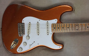 Fender Custom Shop Masterbuilt '57 Stratocaster Relic Fire Mist Gold