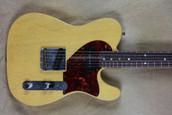 Fender Custom Shop Masterbuilt Mahongany Tele Relic '60's Telecaster