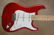 Fender Custom Shop Masterbuilt Strat Dennis Galuszka Stratocaster Abby Pickups Guitar