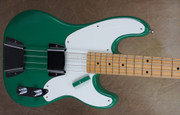 Fender Custom Shop 2011 NAMM Greg Fessler Masterbuilt Closet Classic 1955 Percision Bass Guitar