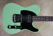 Fender Custom Shop 2011 NAMM Paul Waller Masterbuilt Telecaster Sportsman Green Electric Guitar